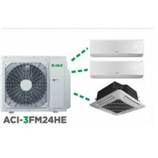 Мультисплит-система, наружный блок JAX ACI-3FM24HE